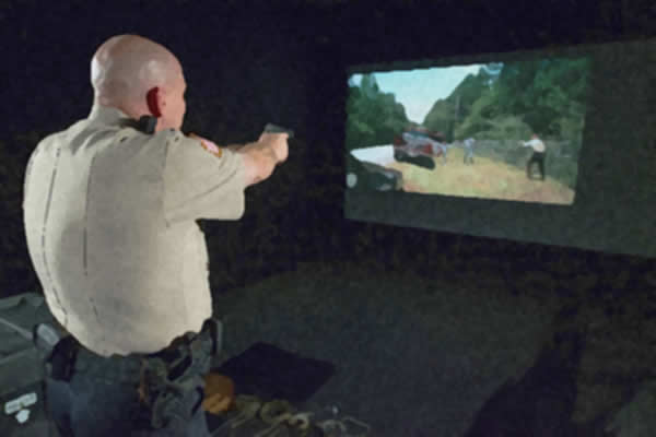 FATS (Firearm Training Simulator)