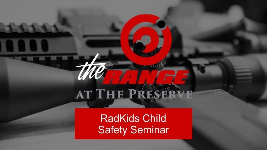 RadKids Child Safety Seminar