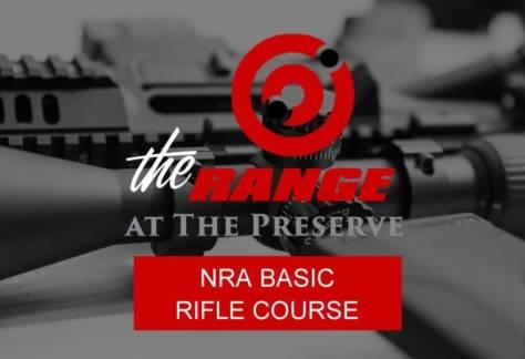 NRA BASIC RIFLE CLASS